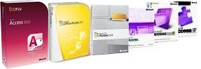Microsoft Access 2010, 2007, 2003, 2002, 2000 and 97 Developer Products