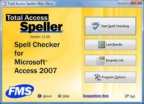 new features of total access speller  spell checker for