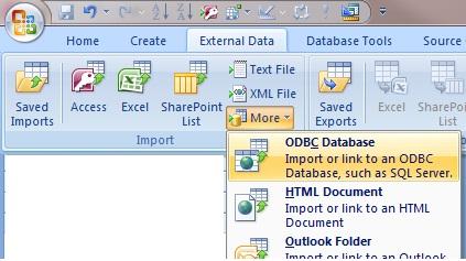 Ms Access 2010 Odbc Driver