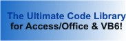 Microsoft Access, Office/VBA, VB6 Modules royalty-free source code library