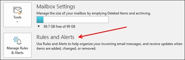 Delay Sending Your Emails from Microsoft Outlook 2016