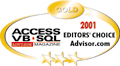 Best Access Add-In Award