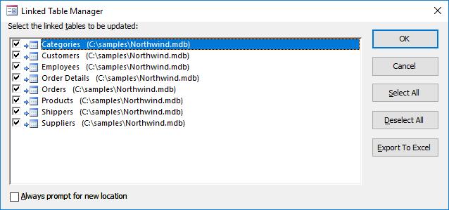 Microsoft Access Split Database Architecture to Support Multiuser