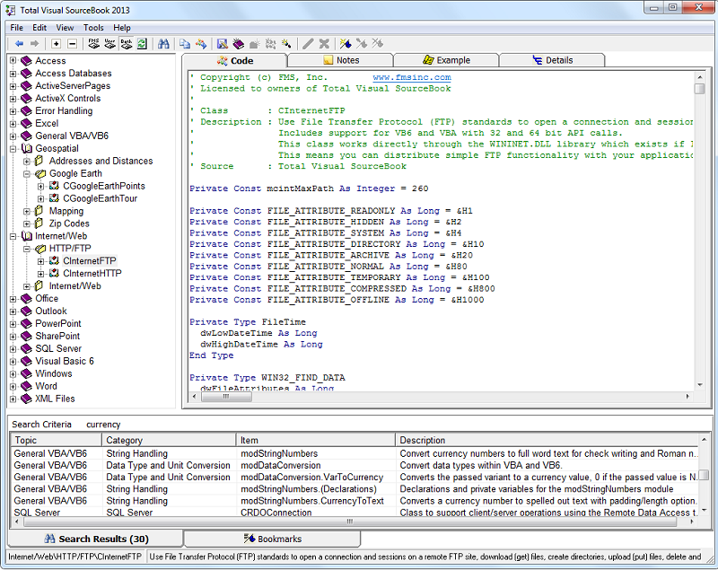 Microsoft Access and Visual Basic Code Library and Repository ...