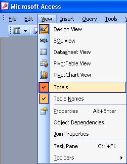 Microsoft Access Query Designer for Finding Orphaned Records