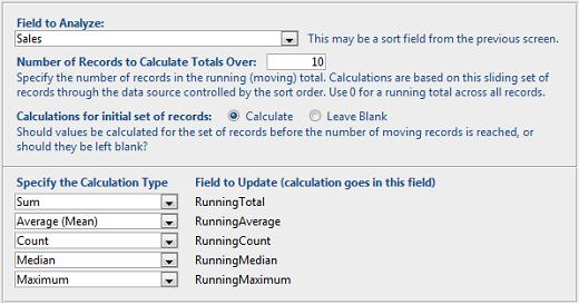 Running Totals in Microsoft Access