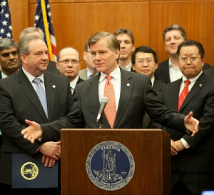 Luke Chung and Governor McDonnell