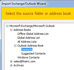Link Microsoft Access Databases to Microsoft Outlook Inbox, Calendar