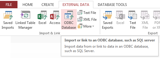 Microsoft Access and Cloud Computing with SQL Azure Databases