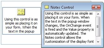 Add Pop-up Sticky Notes to Your Microsoft Access Forms