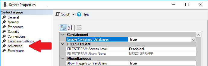 Microsoft SQL Server Database Users and Permissions Instead