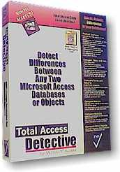 Total Access Detective Product Box