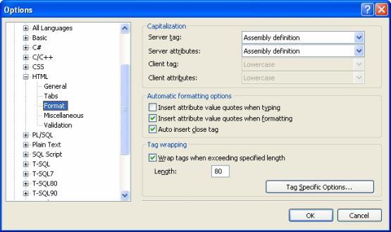 NET Tip: Quickly Reformat HTML in Visual Studio 2005