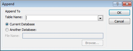 how to write sql queries in access 2016